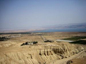 Qumran Dead Sea