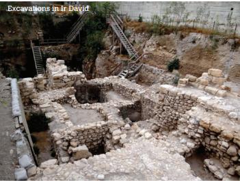 Ir David City of David