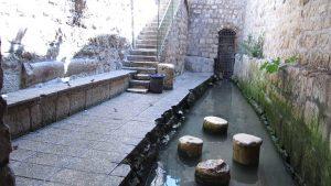 Hezekiah's Tunnel Siloam